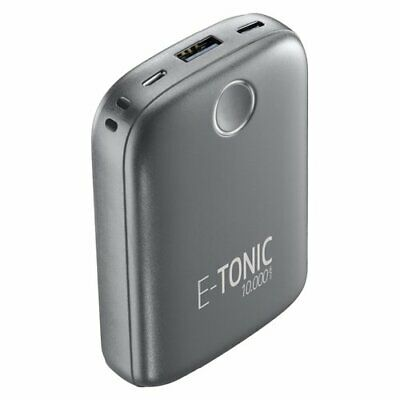 Cellularline Powerbank Etonic 10000Mah