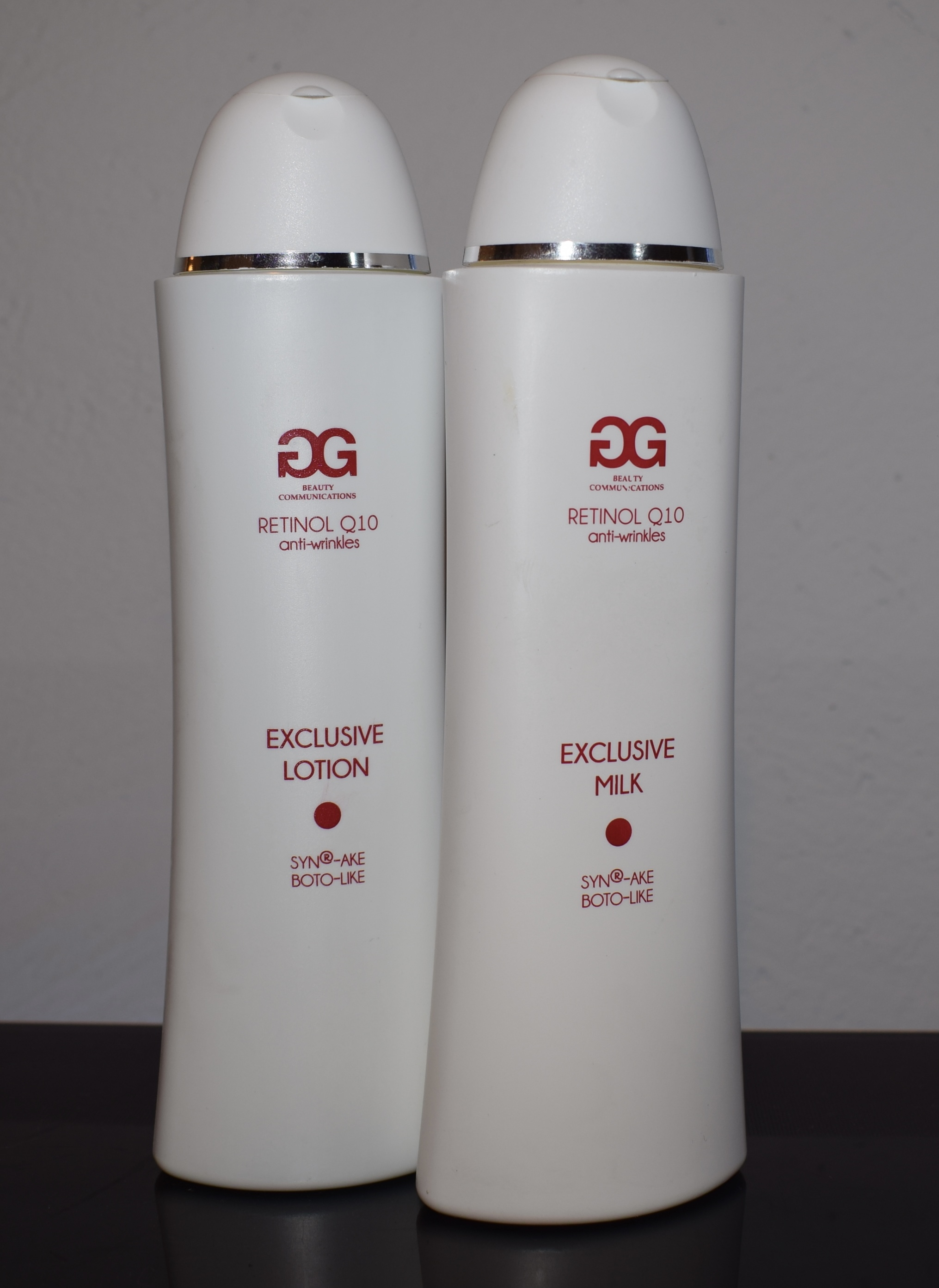 2G - Exclusive Lotion/Milk - Kit detersione viso Q10 retinolo anti age