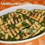Melanzane  Arrostite