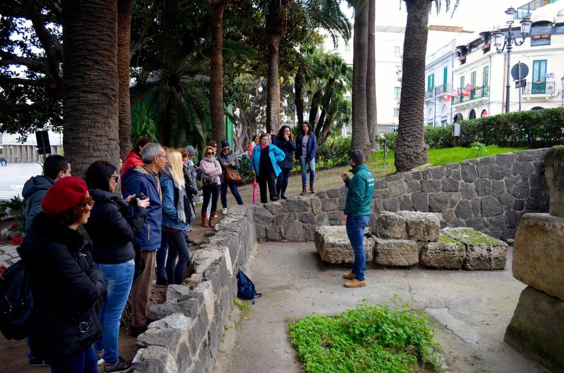 Archeotrekking Reggio Calabria-Tomba Ellenisticajpg