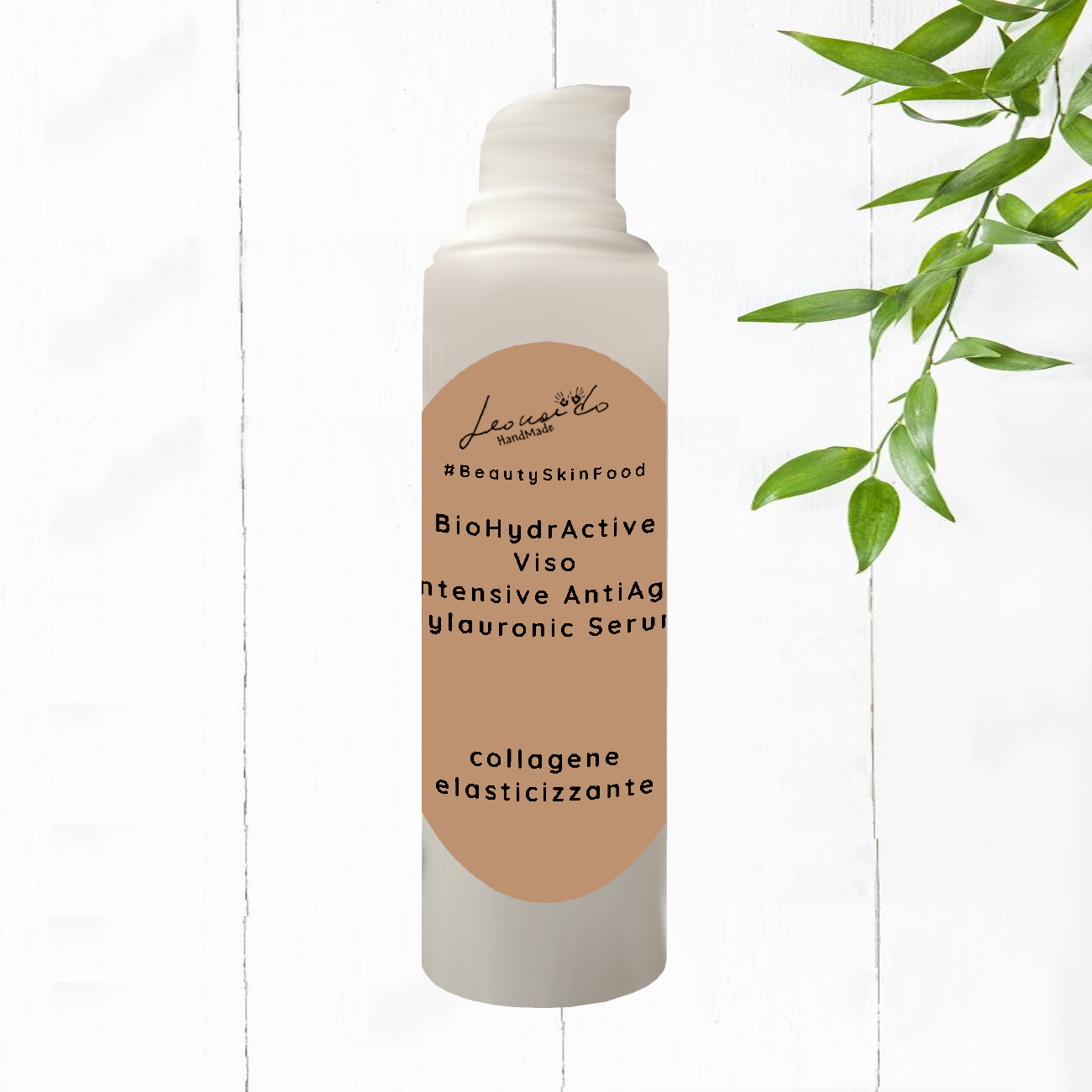 HyaluronicSerum Multivitaminico Collagene