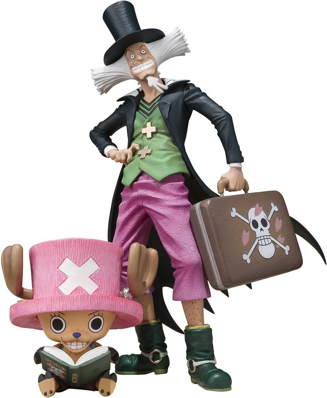 Tony Tony Chopper & Dr. Hiluluk - Figuarts Zero - One Piece - Bandai - Tamashi Nation
