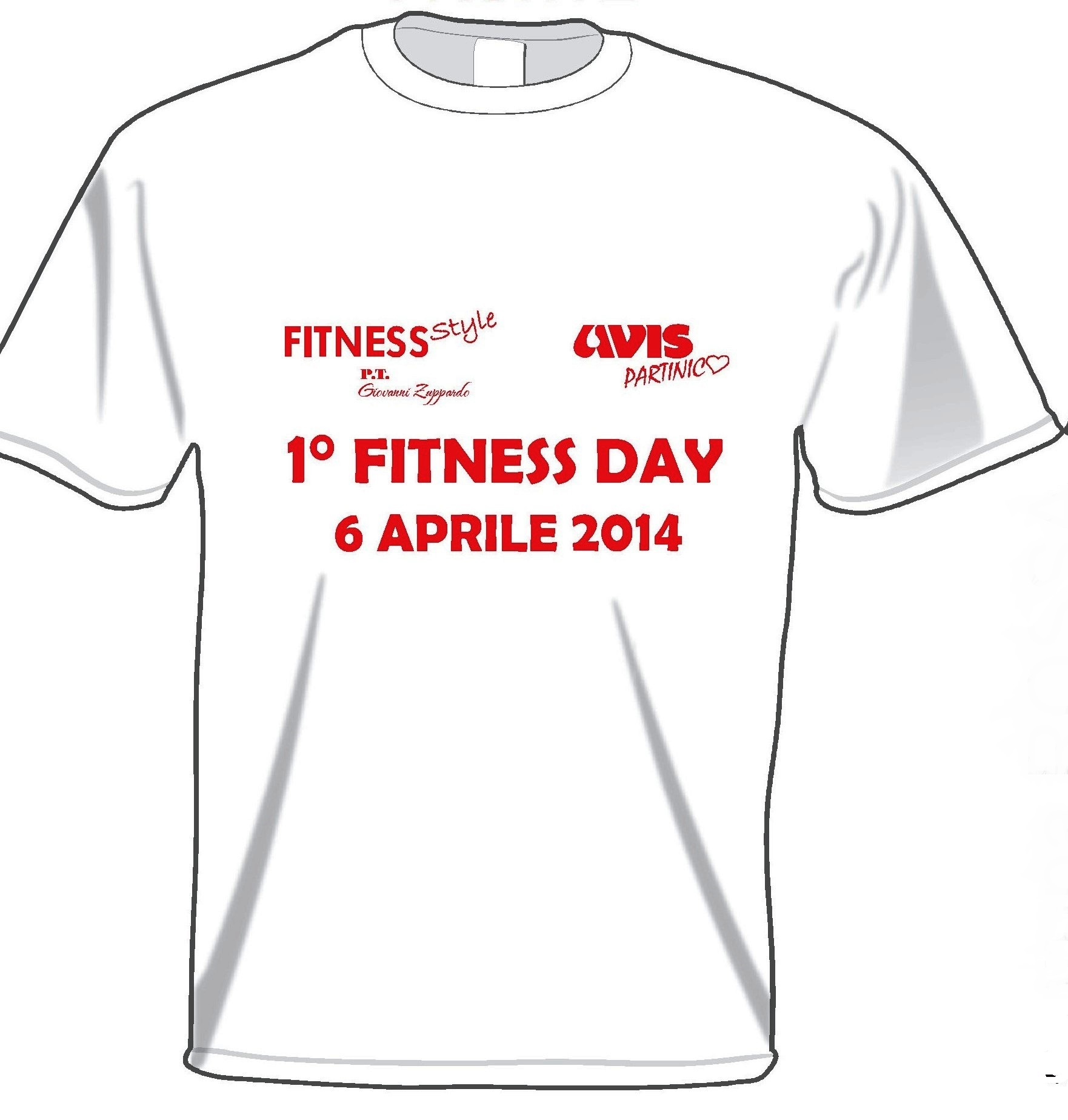 1° fitness day