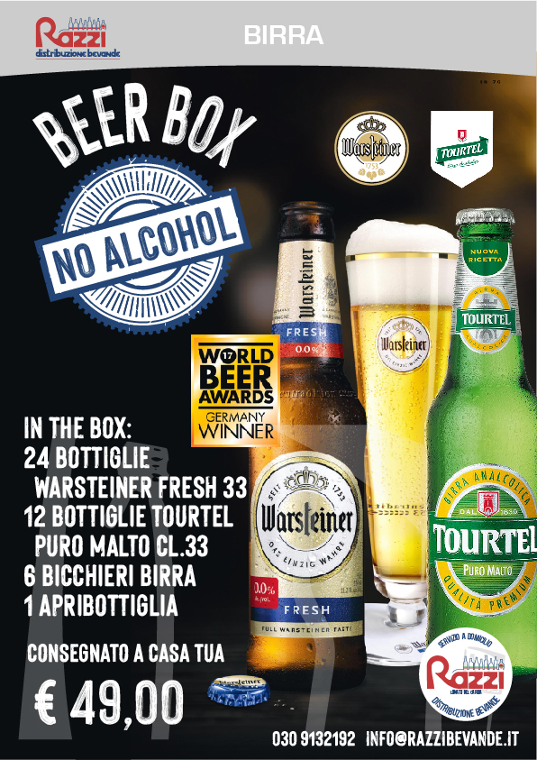 Beer Box No Alcohol