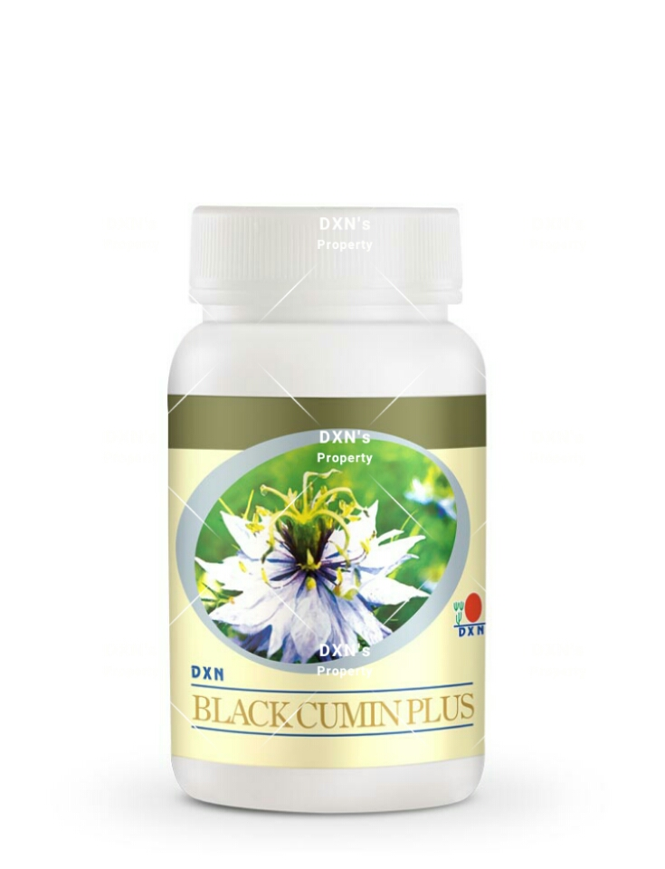 DXN CUMINO NERO BLACK CUMIN PLUS 30
