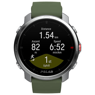 Polar Grit X green m/l Outdoor multisport watch