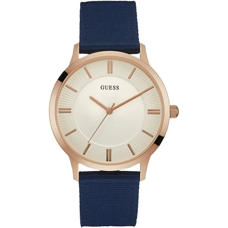 Men's Guess Escrow Watch W0795G1