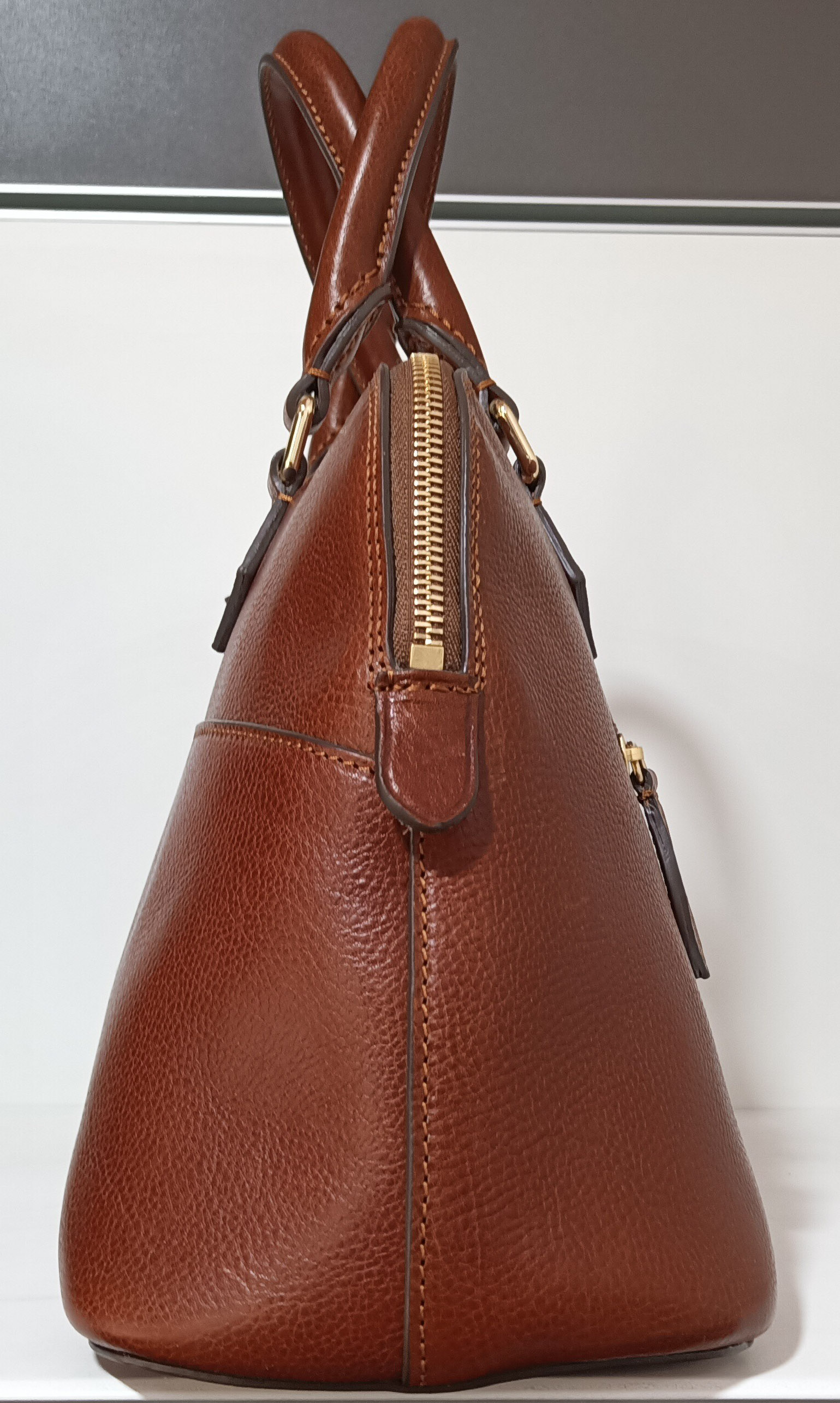 Handle and Shoulder Bag