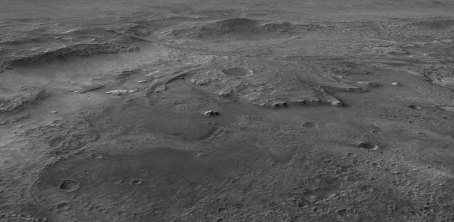 foto 4 il delta del cratere JezeroJPG