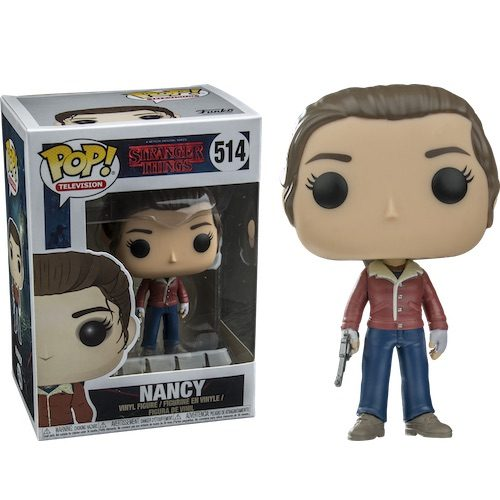 FUNKO POP NANCY #514 STRANGER THINGS NATALIA DYER