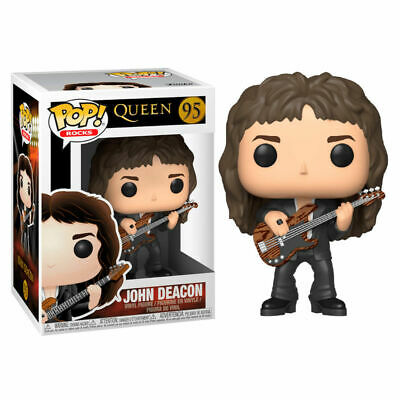 FUNKO POP JOHN DEACON #95 ROCK QUEEN