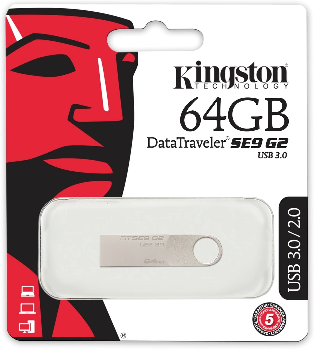 Pen Drive 64gb Kingston