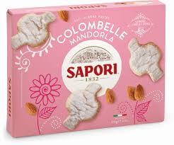 "Colombelle alla mandorla - Almond paste Mini doves ""Imported from Italy"""