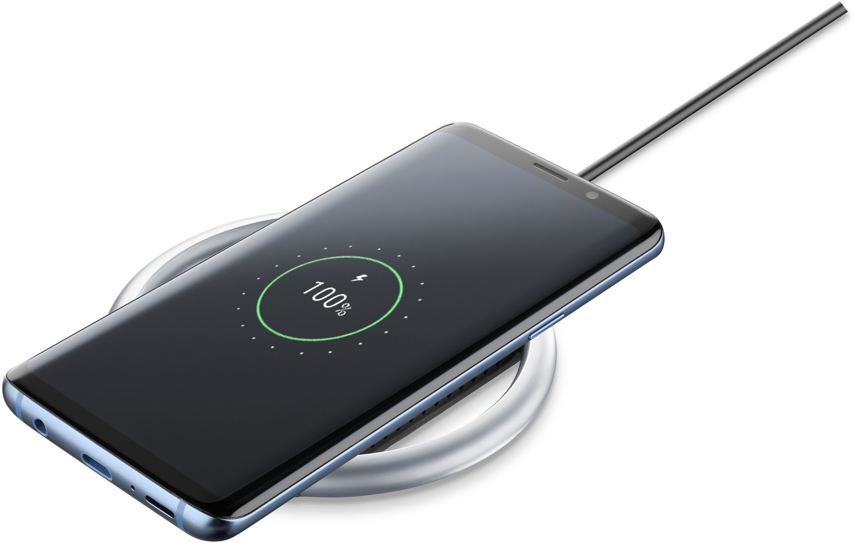 Cellularline Wireless Fast Charger Pad