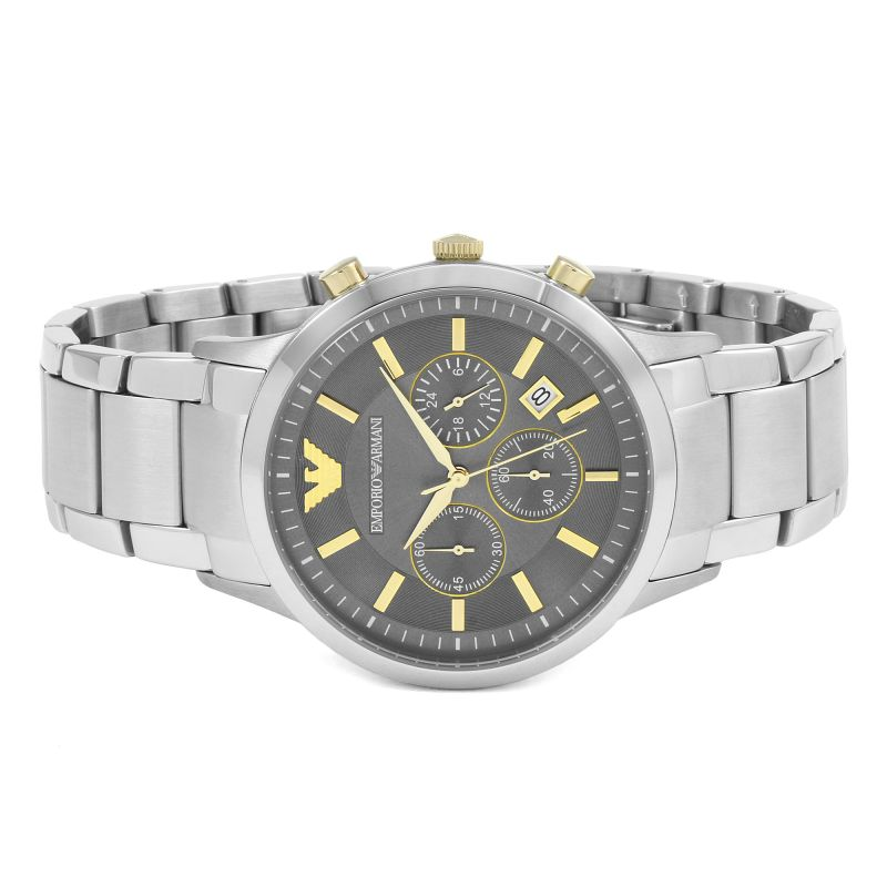 Men's Emporio Armani Chronograph Watch AR11047