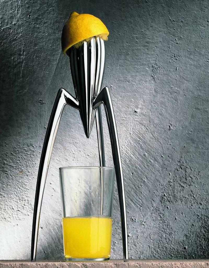 ALESSI PSJS Juicy Salif citrus squeezer designed by Philippe Starck