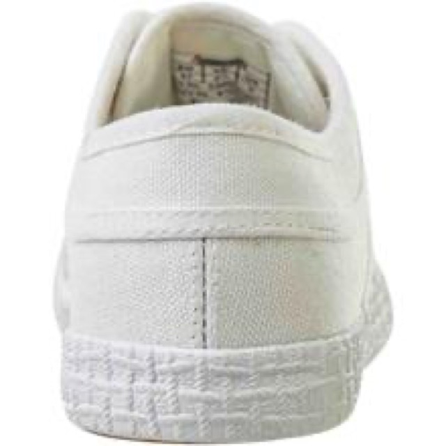 Original Canvas Shoe - White KAWASAKI