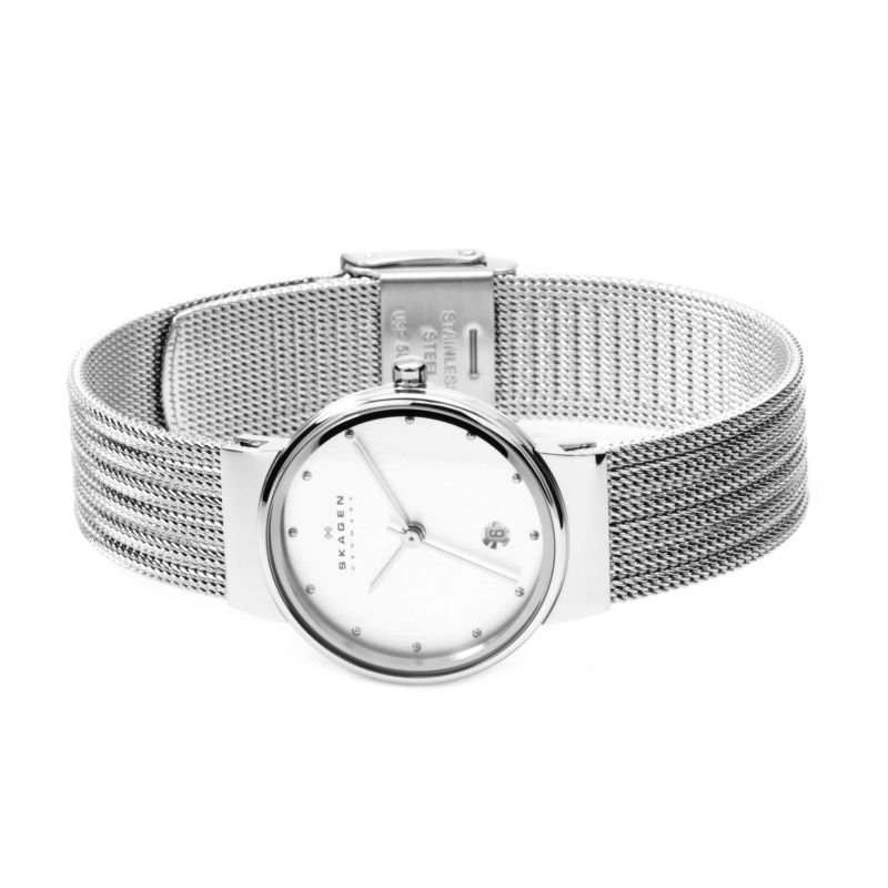 Ladies Skagen Ancher Watch 355SSS1