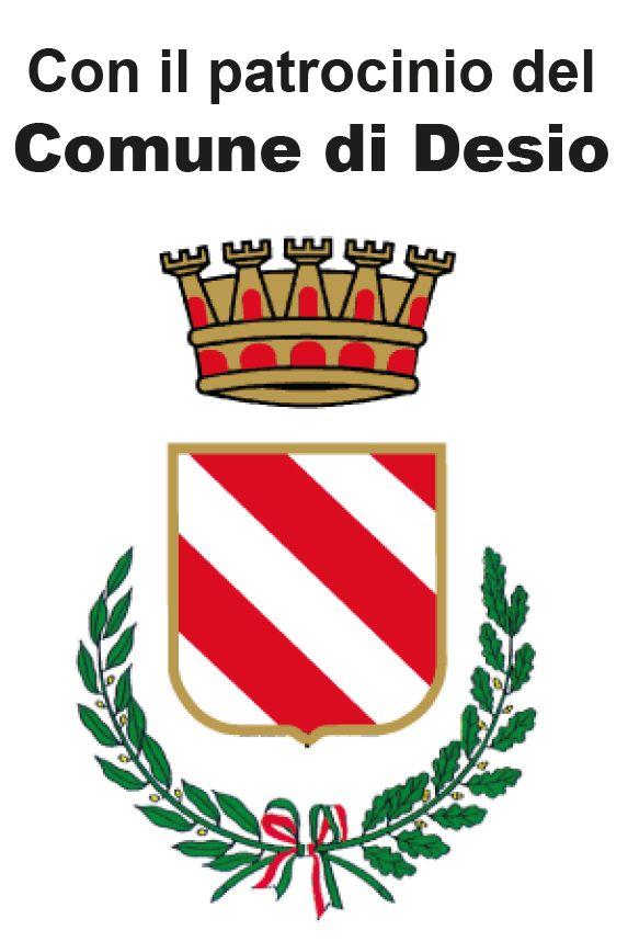 Logo Desio Patrocinio Non Onerosojpg