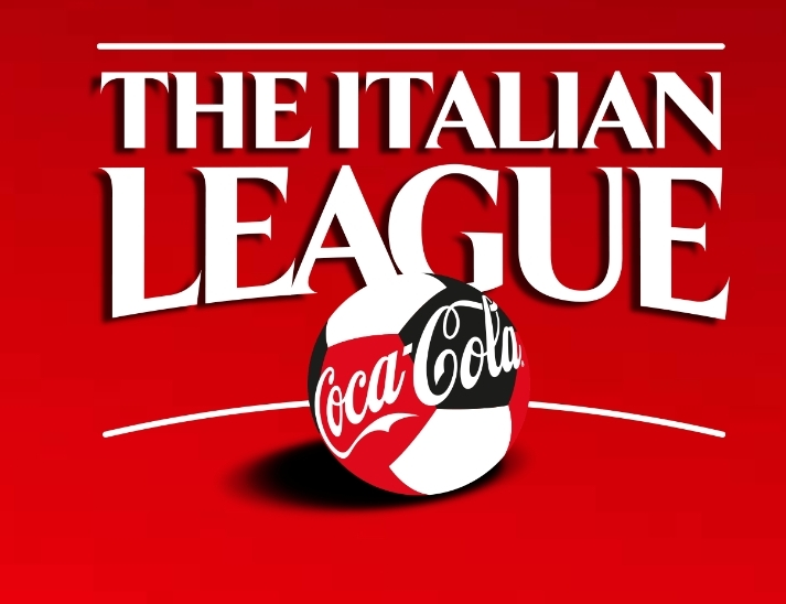 The Italian League Coca Cola