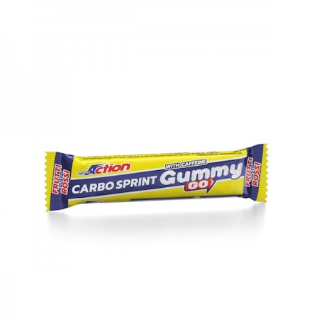 CARBO SPRINT® GUMMY GO 30G. FRUTTI ROSSI