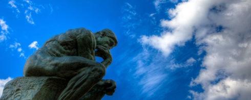 Il pensatore - Rodin - ridjpg