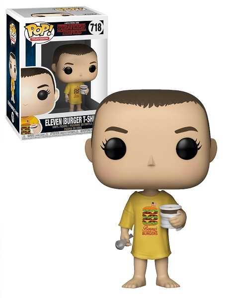 FUNKO POP ELEVEN #718 STRANGER THINGS MILLIE BOBBY BROWN