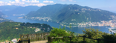 MTB, Spina Verde, Mountain Bike, Lake Como