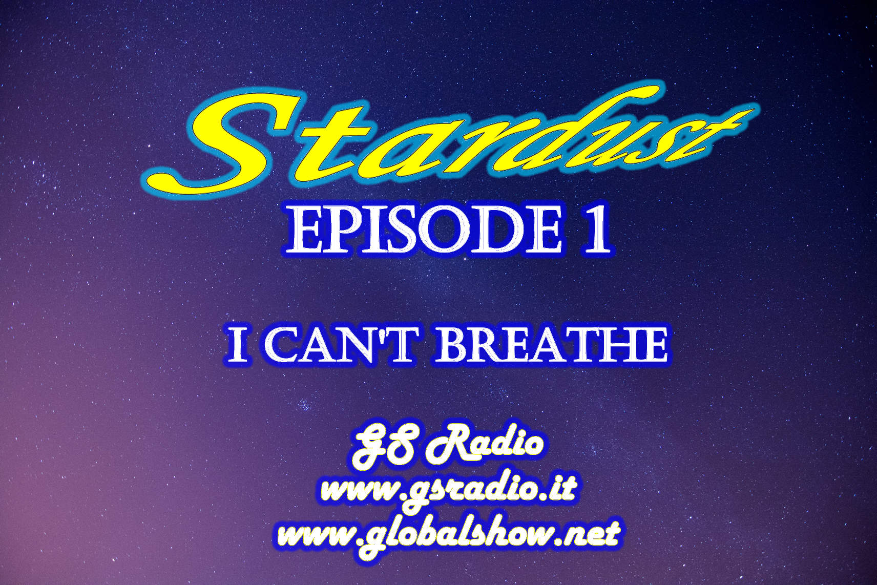 Episode 1 - I can't breathe