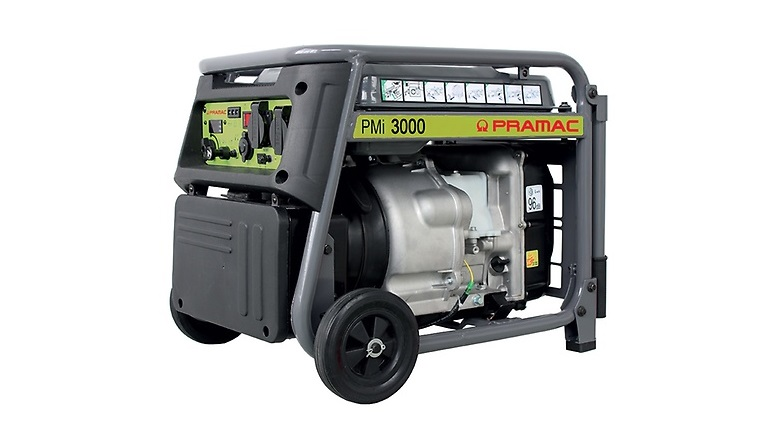 Powermate PMI3000 by Pramac 230V 50Hz Inverter Benzina