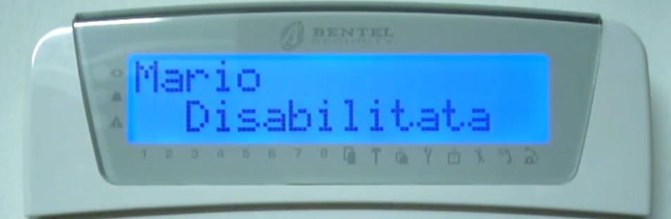 Come disabilitare riabilitare radiochiave Bentel Absoluta - YouTube png