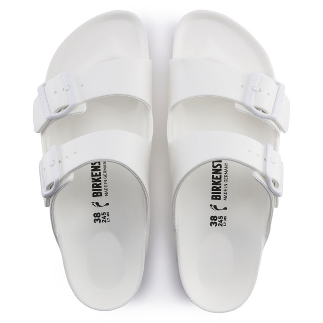 ARIZONA EVA WHITE BIRKENSTOCK