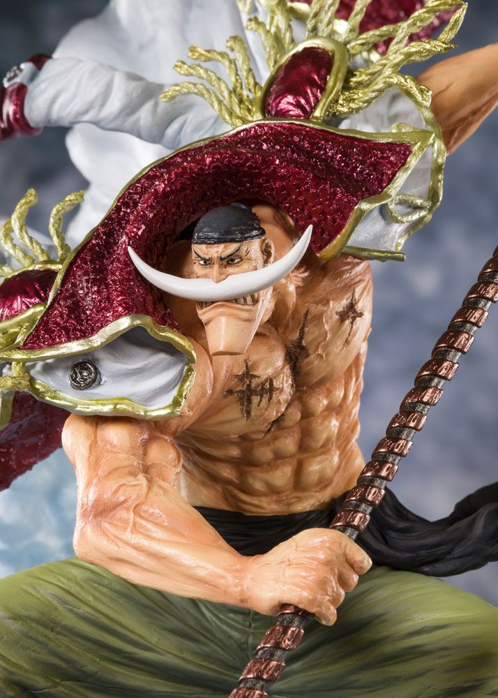 Edward Newgate - Battle Ver. - One Piece - Figuarts Zero - Bandai - Tamashi Nation
