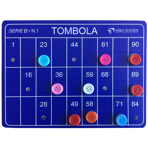 Tombola Braille