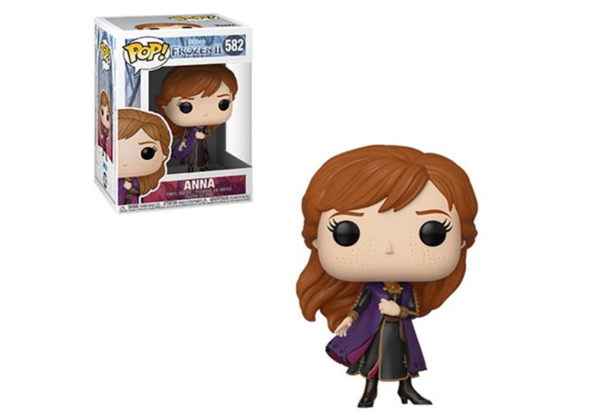 FUNKO POP ANNA #582 FROZEN DISNEY