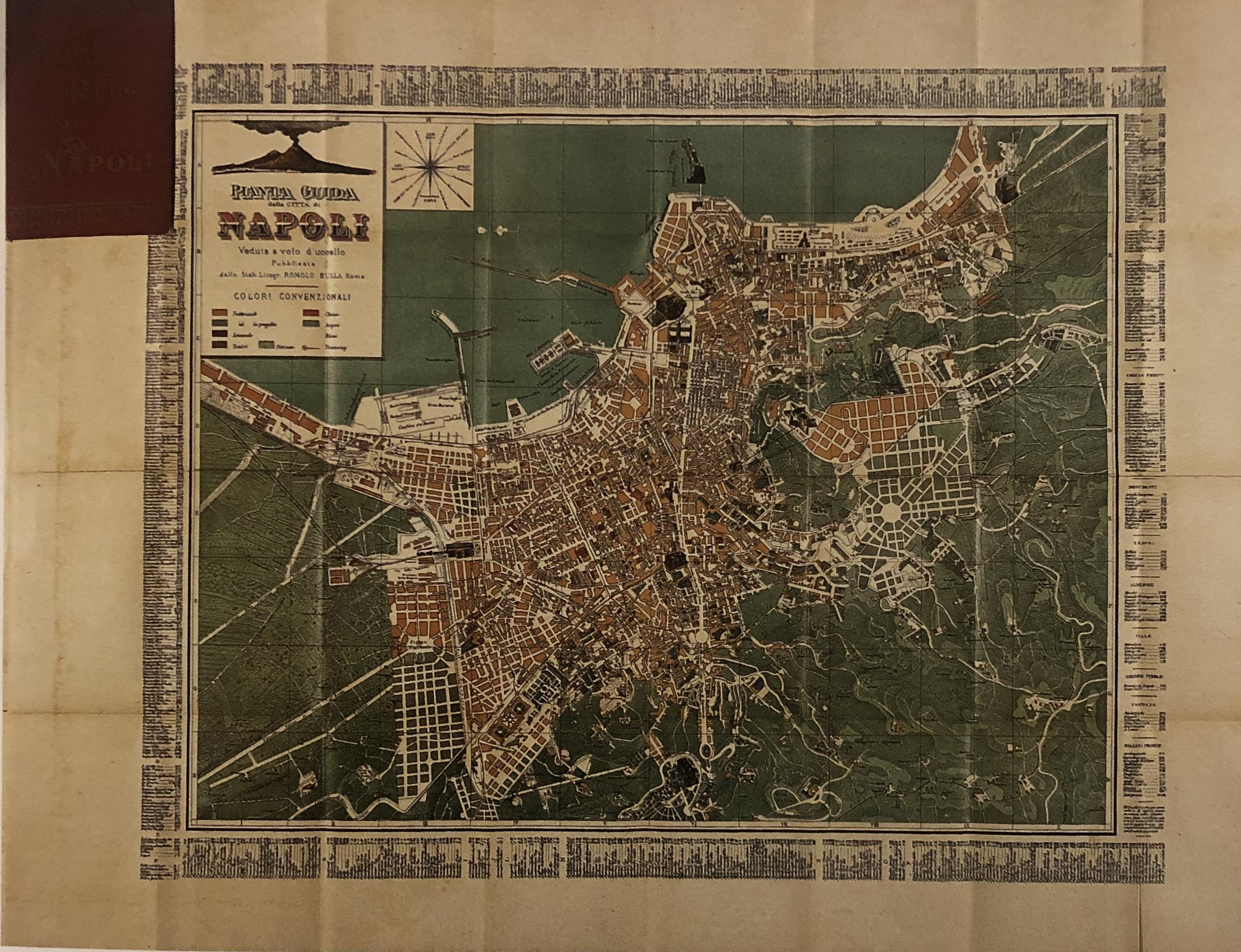 13 Pianta Guida della Citta di Napoli 1886 da i Bulla a cura di Francesco Apellajpg
