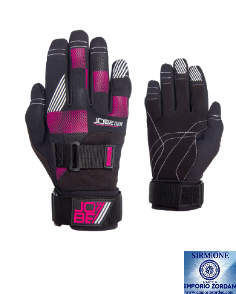 JOBE 341113001 GUANTI DONNA PROGRESS GLOVES WOMEN MOTO ACQUA JET SKI