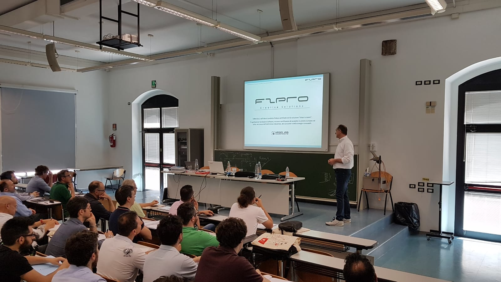 EMC DAY - UNIFE - 6 GIUGNO 2019