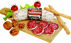 "Charcuterie: Galbani Galbanetto 230gr (8.11 oz) average weight ""Imported from Italy"""