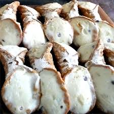 Cheese: Cannoli cream ricotta imported from Sicily Format: 750gr (26.45 oz.)