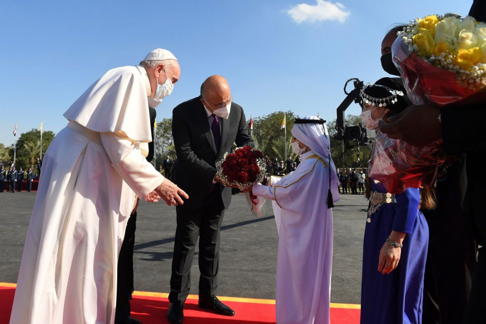 Pope-Francis-arrives-in-Baghdad-in-first-ever-papal-visit-to-Iraqjpg