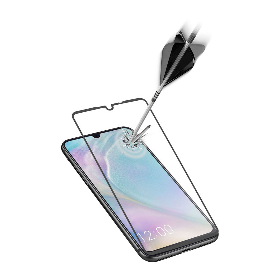 Cellularline Pellicola Second Glass Capsule - Huawei