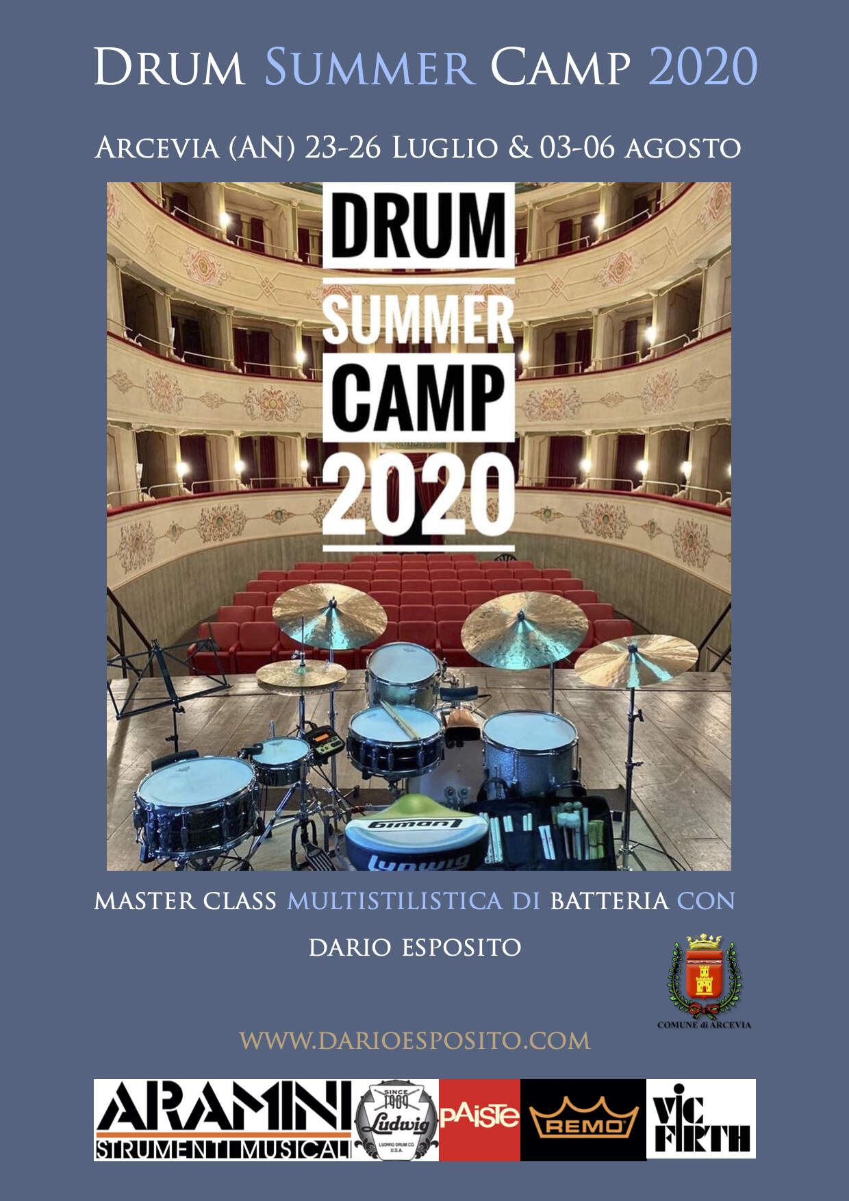 Drum Summer Camp 2020