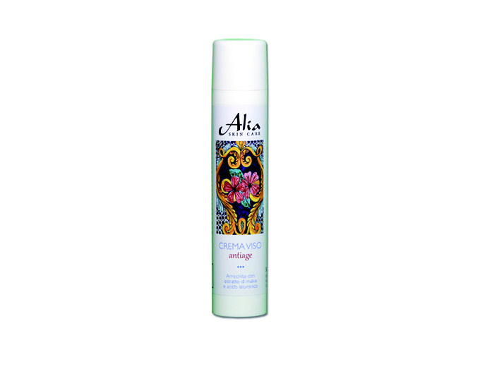 ALIA SKIN CARE Crema Viso Anti-Age 50 ml