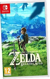 THE LEGEND OF ZELDA BREATH OF THE WORLD NINTENDO SWITCH