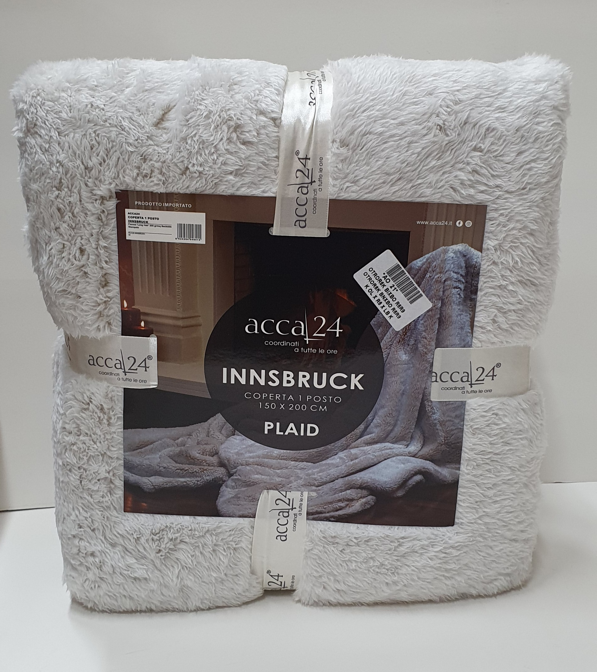 PLAID - COPERTA SINGOLO