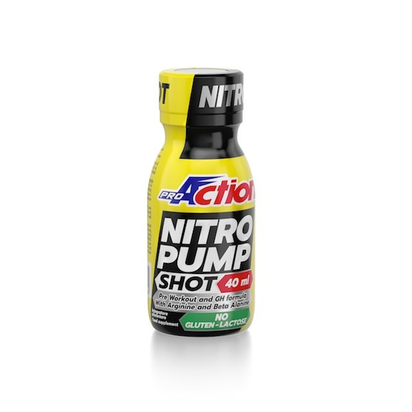 NITRO PUMP SHOT 40ML.