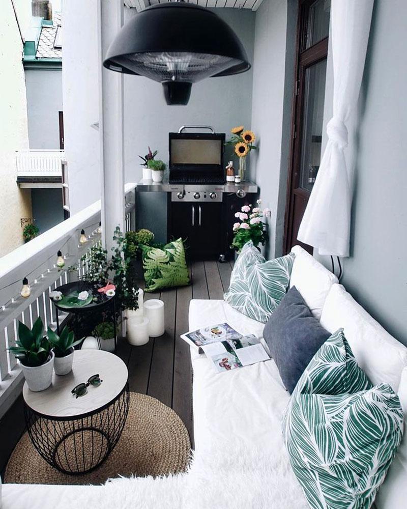Idee E Consigli Per Arredare Balcone E Terrazzo