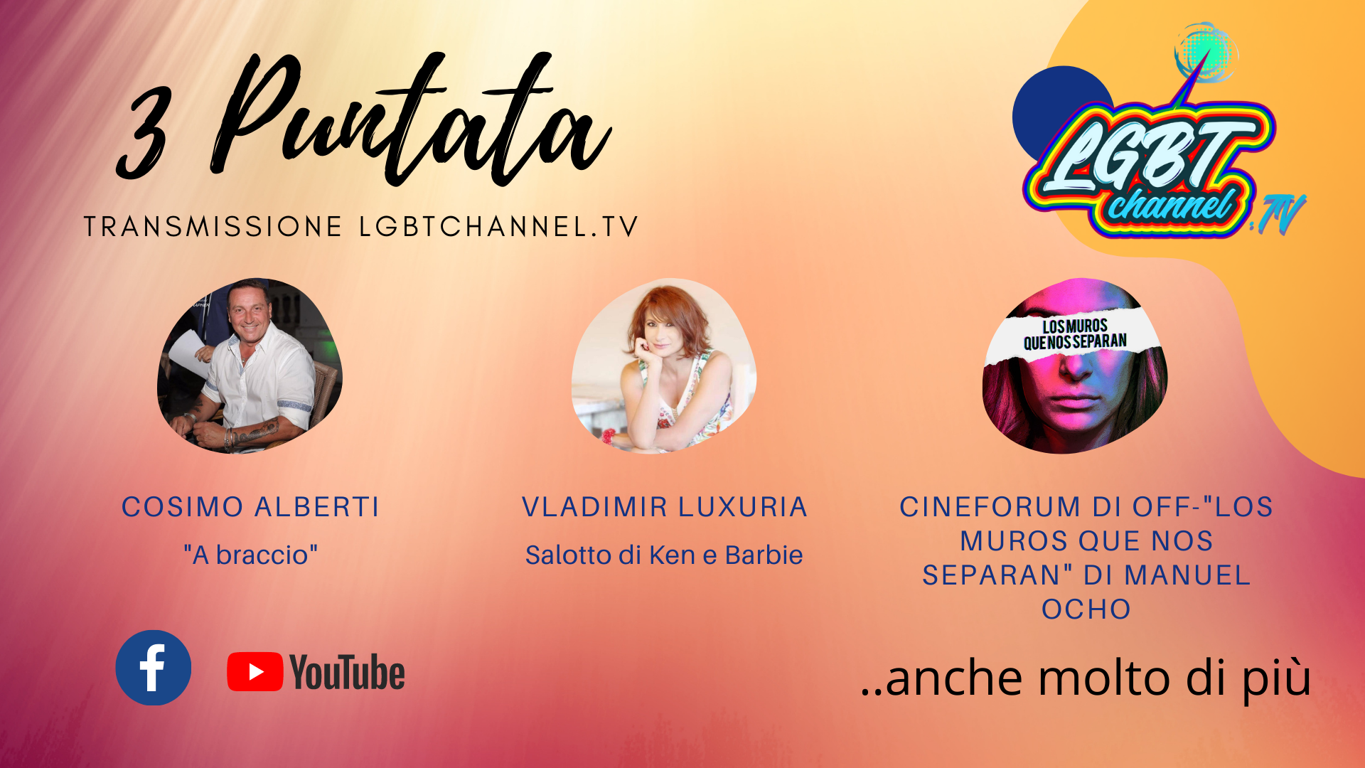#TV | LGBTChannel TV Vol.3