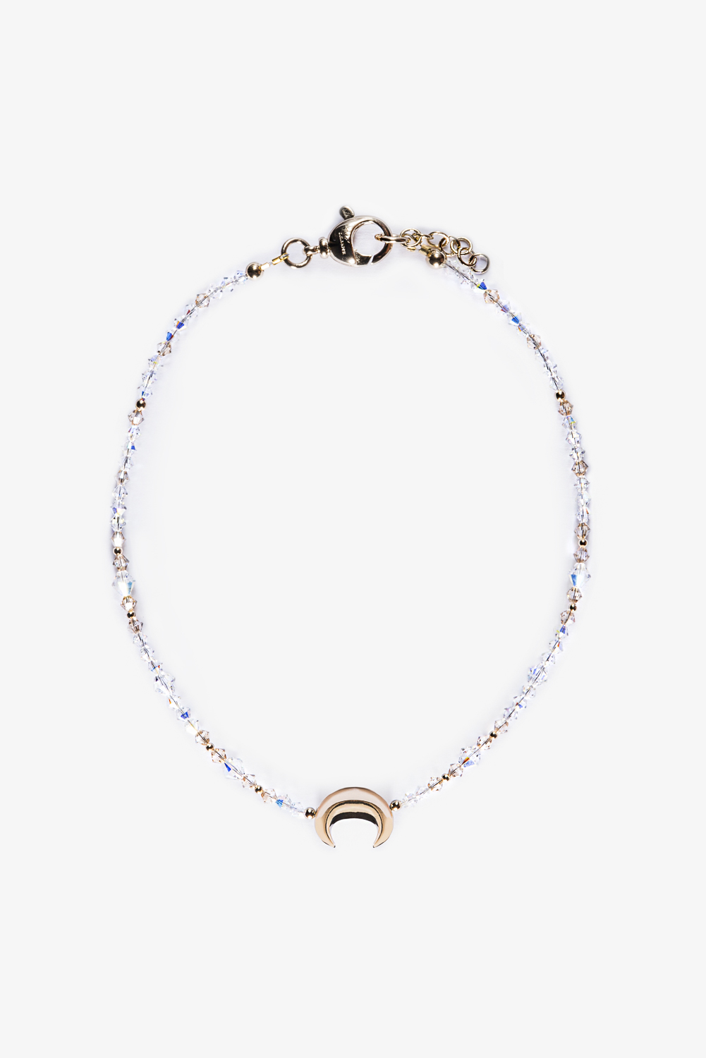 #22 Moon L. Drops Collana girocollo- Choker necklace